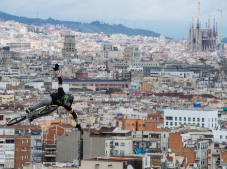 X-Games in Barcelona