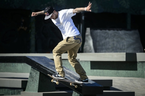 Ryan Sheckler - Action